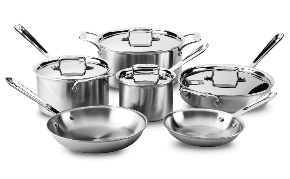 All Clad Cookware Extra 20 Off All Stainless Steel