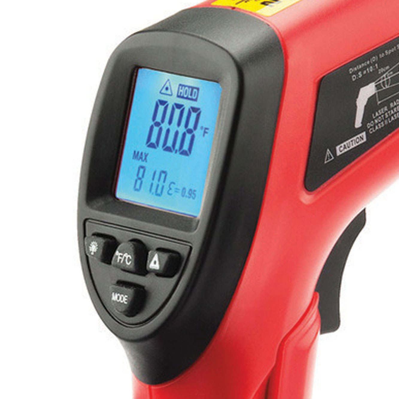 Maverick Infrared Laser Surface Thermometer Cutlery And More