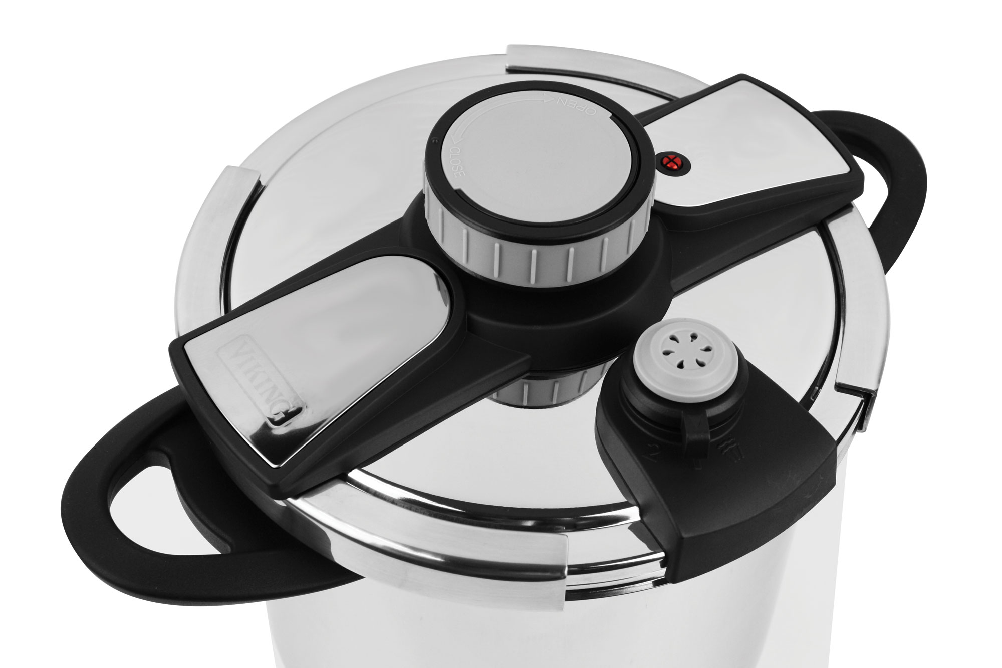 Viking Pressure Cooker With Easy Lock Clamp 8 Quart