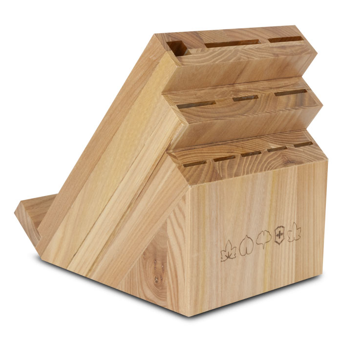 Victorinox Rosewood Daniel Humm Swivel Knife Block Set 7