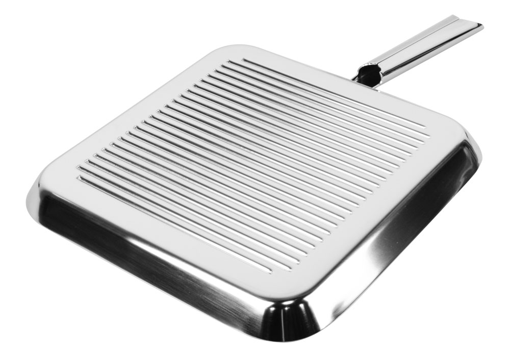 Demeyere Stainless Steel Grill Pan 11x11 Quot Cutlery And More