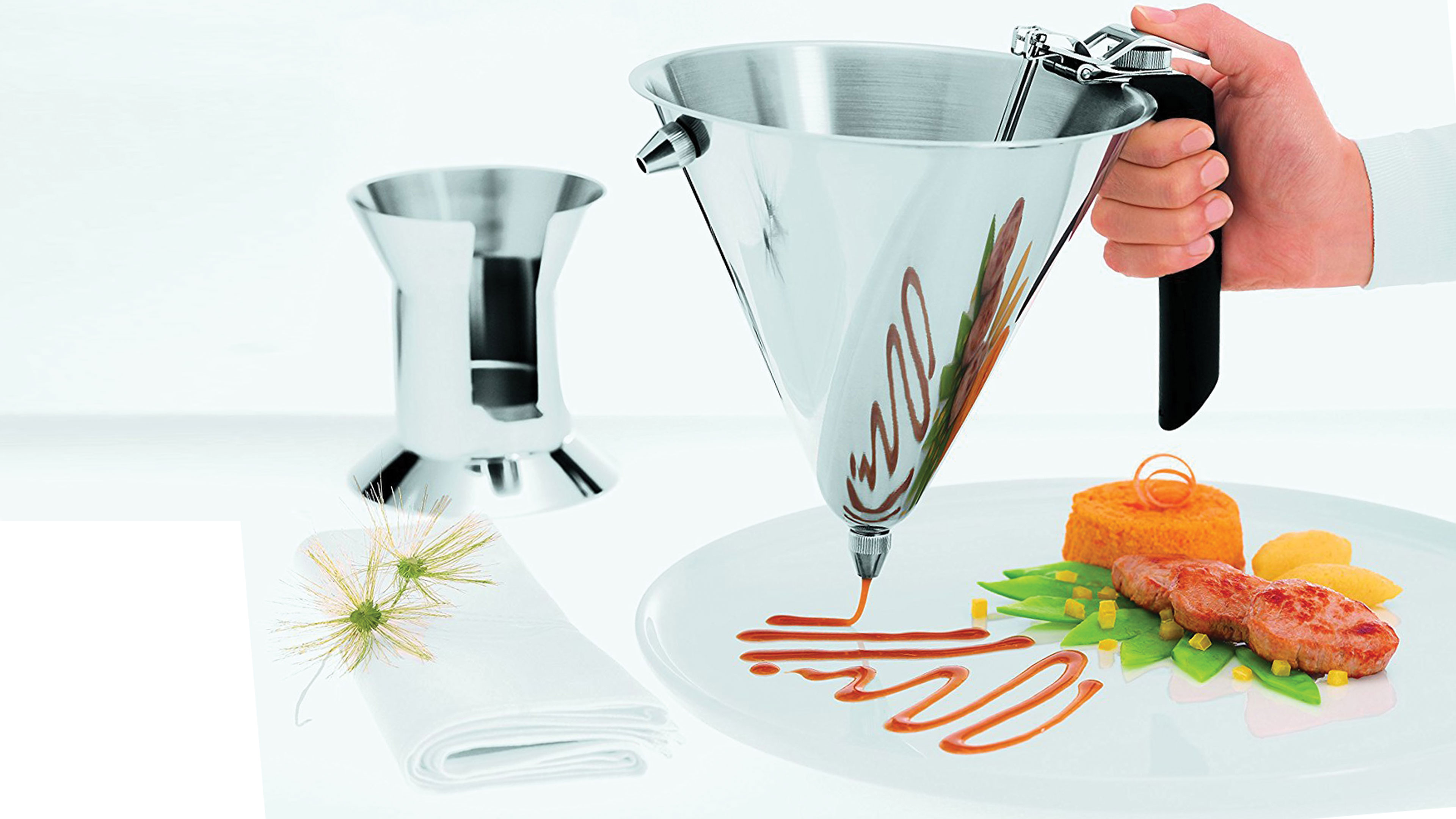 Rosle Confectionery Funnel Stainless Steel Cutlery And More