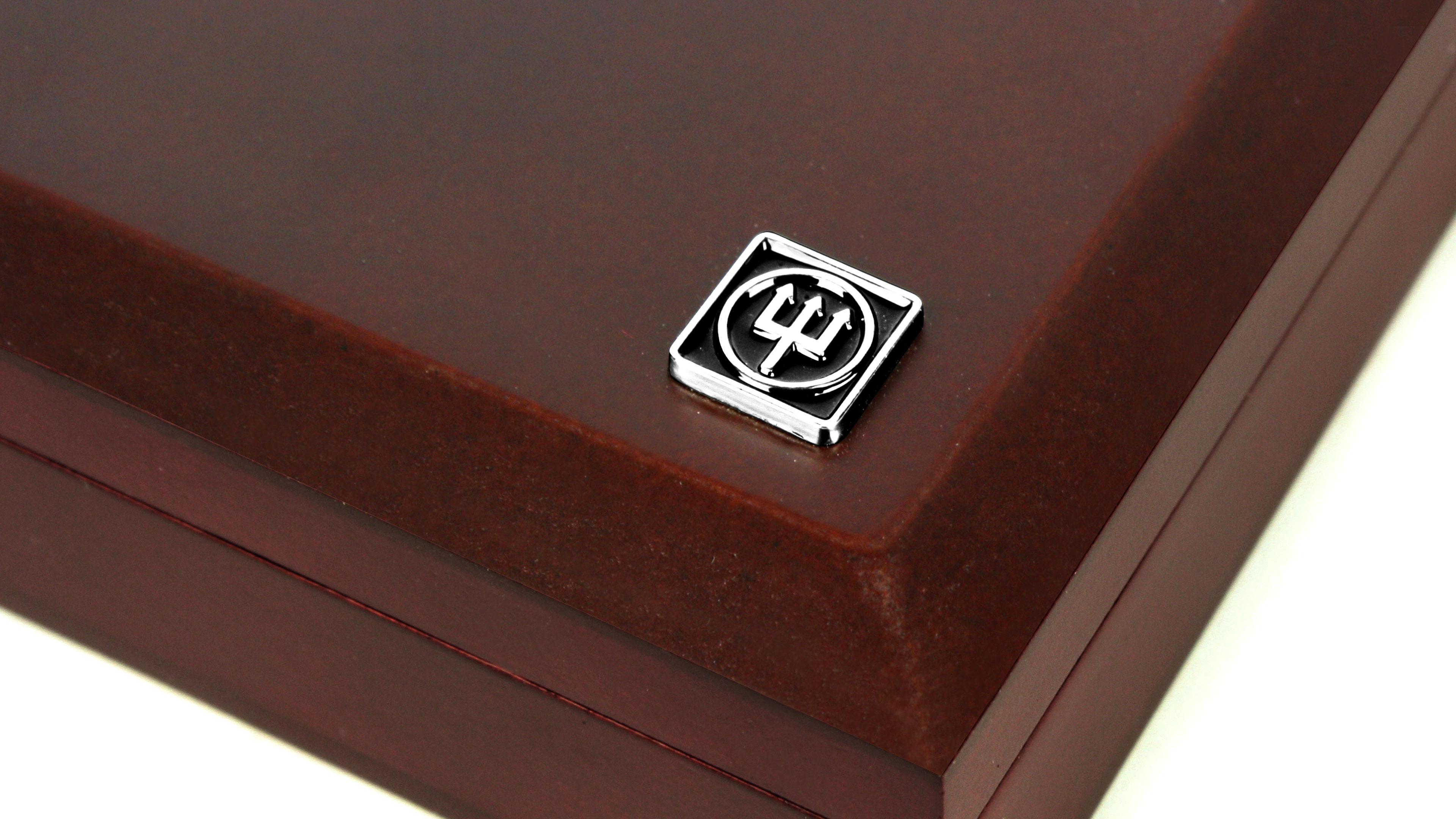 Wusthof Grand Prix Ii Steak Knife Set With Wood Case 4