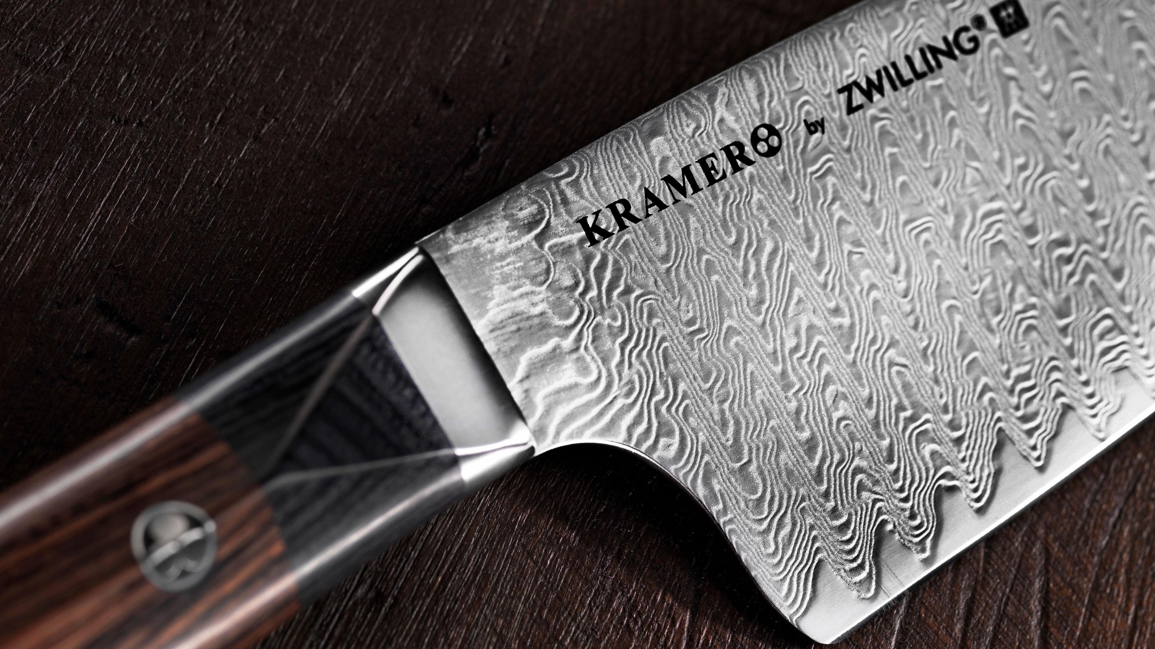 Bob Kramer Meiji Chef S Knife 8 Quot Damascus Zwilling J A