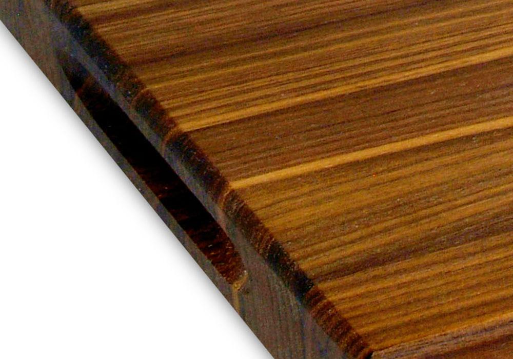 John Boos Walnut Edge Grain Cutting Board 18x12x1 5