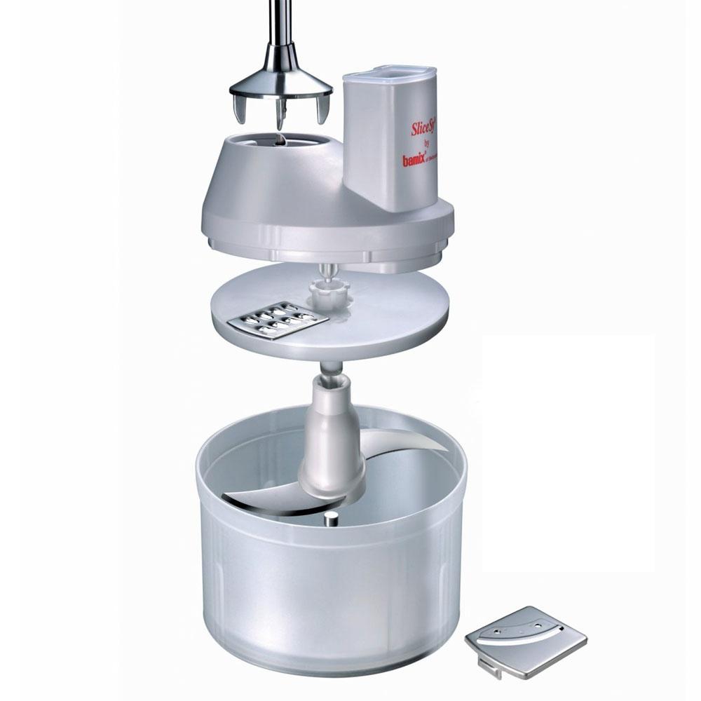 Bamix Slicesy Attachment For Bamix Immersion Blender