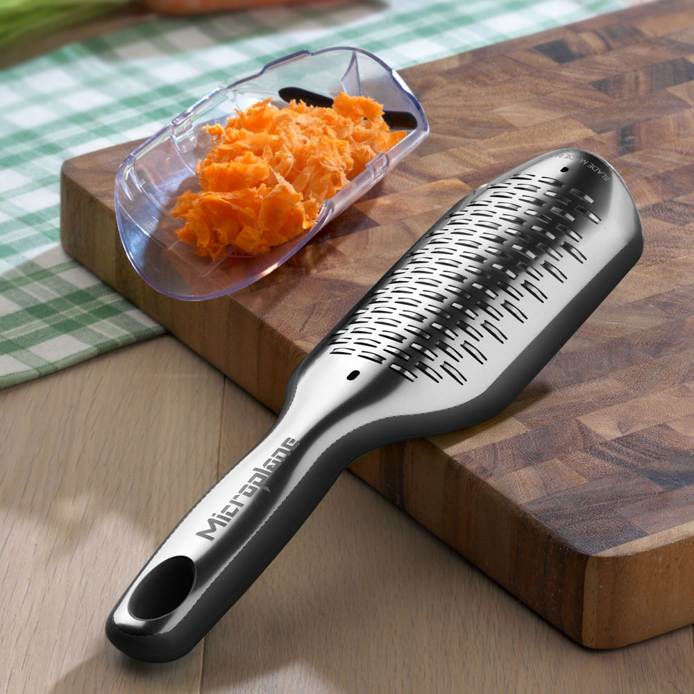 Microplane Elite Ribbon Grater Black Cutlery And More