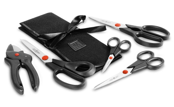 Zwilling J.A. Henckels 5 Piece Household Scissors Set