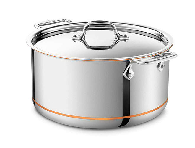 All-Clad Copper Core 8-quart Stock Pot