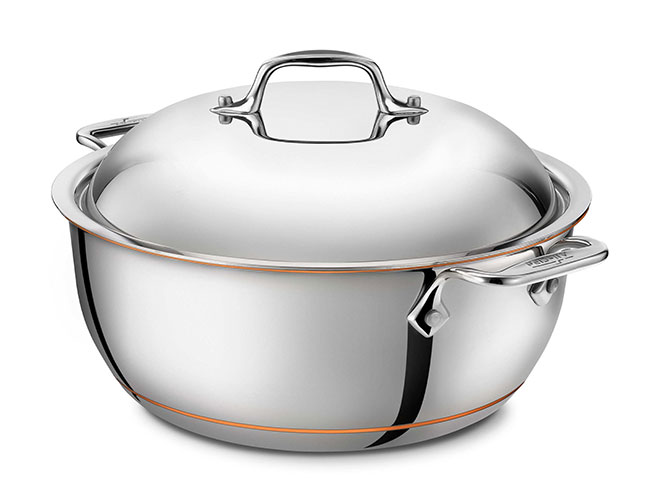 All-Clad Copper Core 5.5-quart Round Dutch Oven