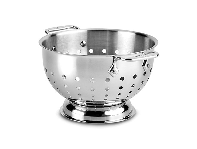 All-Clad 3-quart Stainless Steel Colander