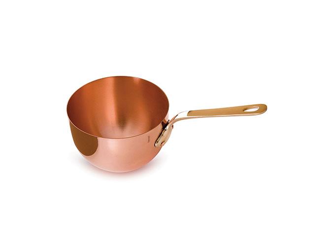 Mauviel M'passion 1.7-quart Copper Zabaglione Pan