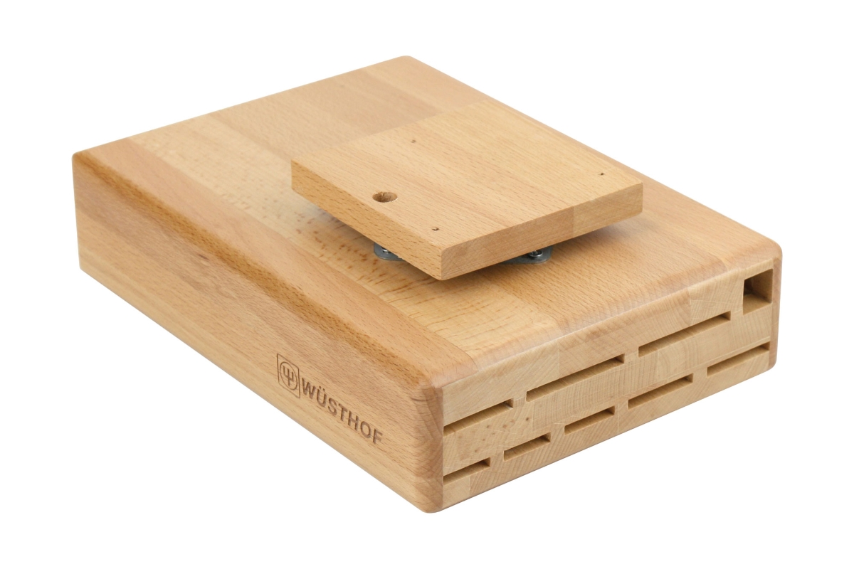 Wusthof 9 Slot Under-The-Cabinet Swinger Knife Block