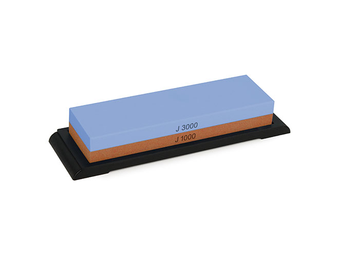 "Wusthof 8"" 1000/3000 Grit Fine Combination Ceramic Water Stone"