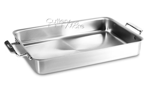 All Clad D3 Stainless Rectangular Baker 9x13 Quot Cutlery
