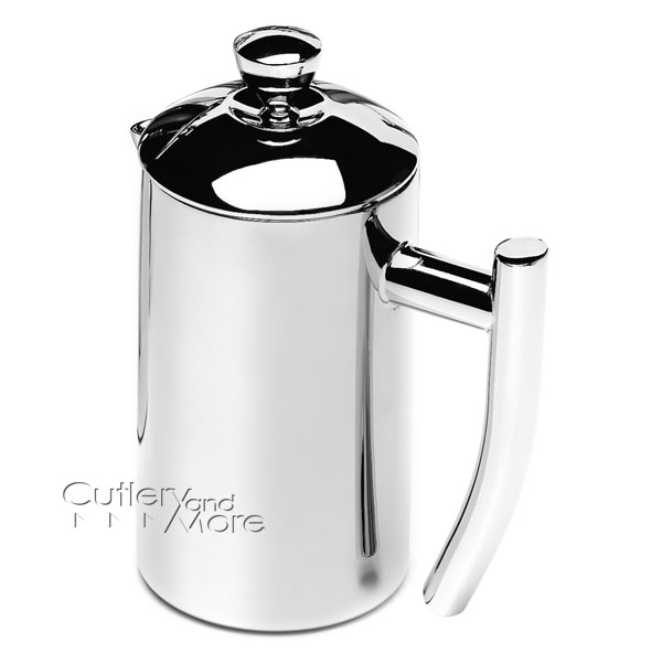 Frieling Stainless Steel French Press 2 Cup Cutlery And
