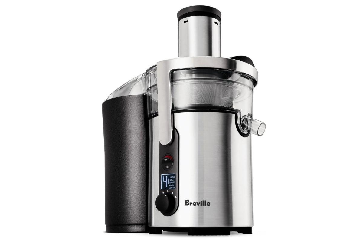 Breville Stainless Steel Ikon Multi Speed Juice Fountain
