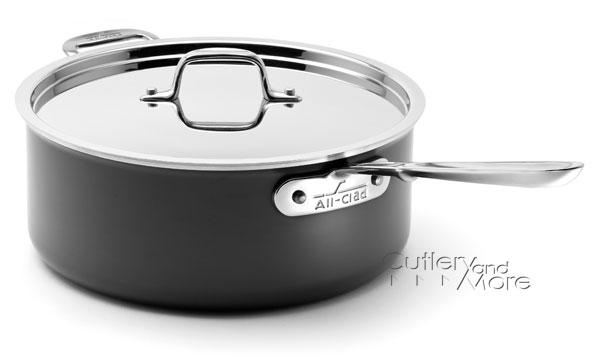 All Clad D5 Ltd2 Deep Saute Pan 6 Quart Cutlery And More