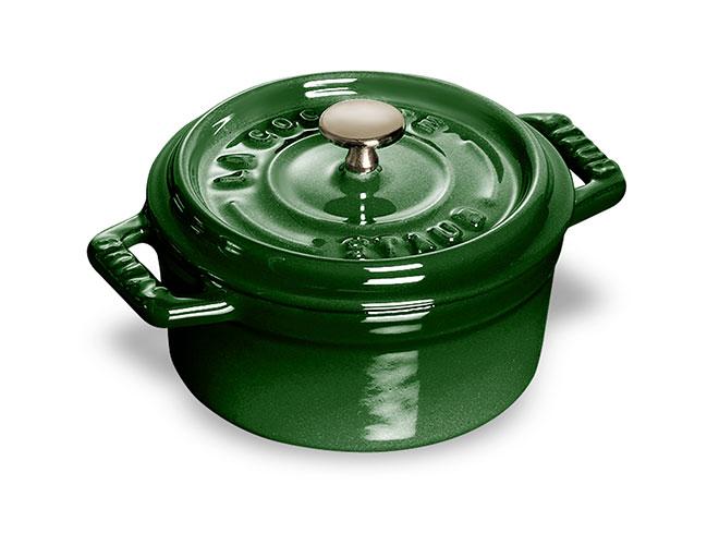 Staub 0.25-quart Mini Round Dutch Ovens