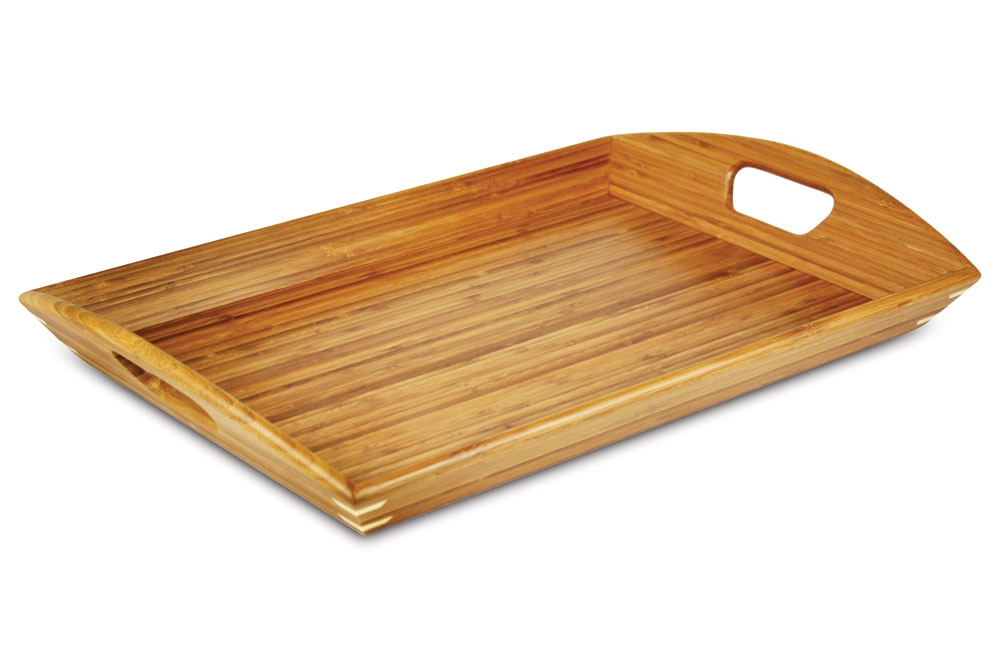 Totally Bamboo Bamboo Serving Tray 23x15 Quot Cutlery And More