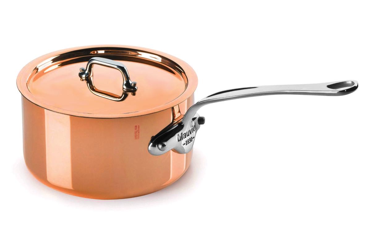 Mauviel M'heritage 150S Copper Saucepans