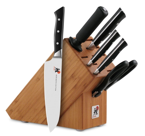 Miyabi Morimoto 600S 7 Piece Knife Block Set