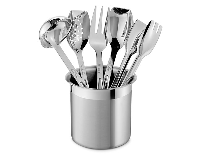 All-Clad 6 Piece Cook Serve Tool Set