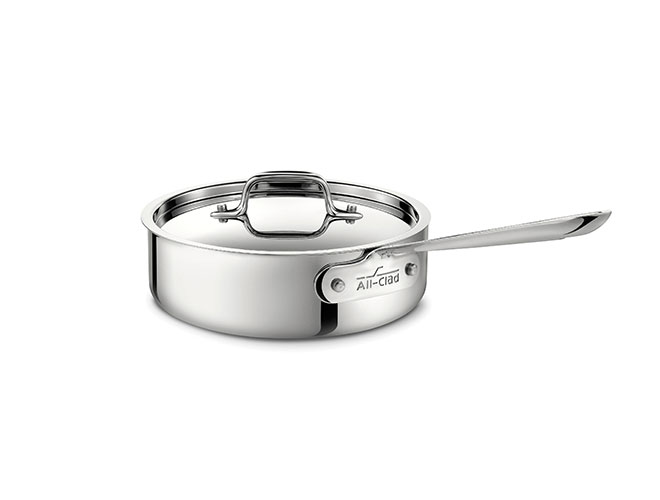 All-Clad Stainless Saute Pans