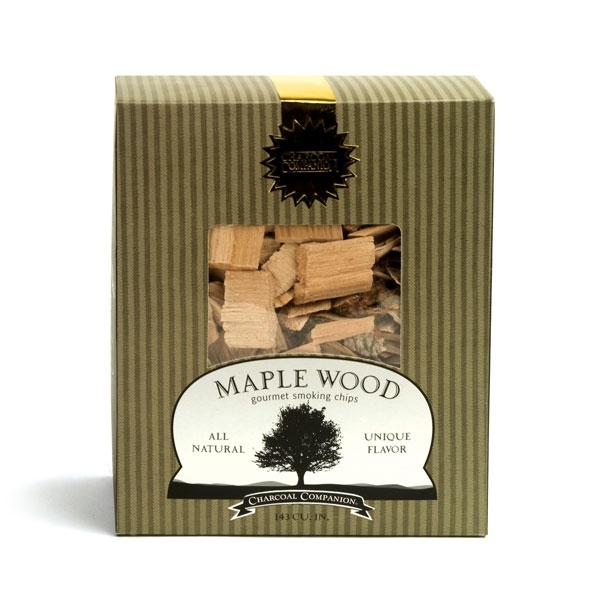 Charcoal Companion 2lb Maple Wood Smoking Chips