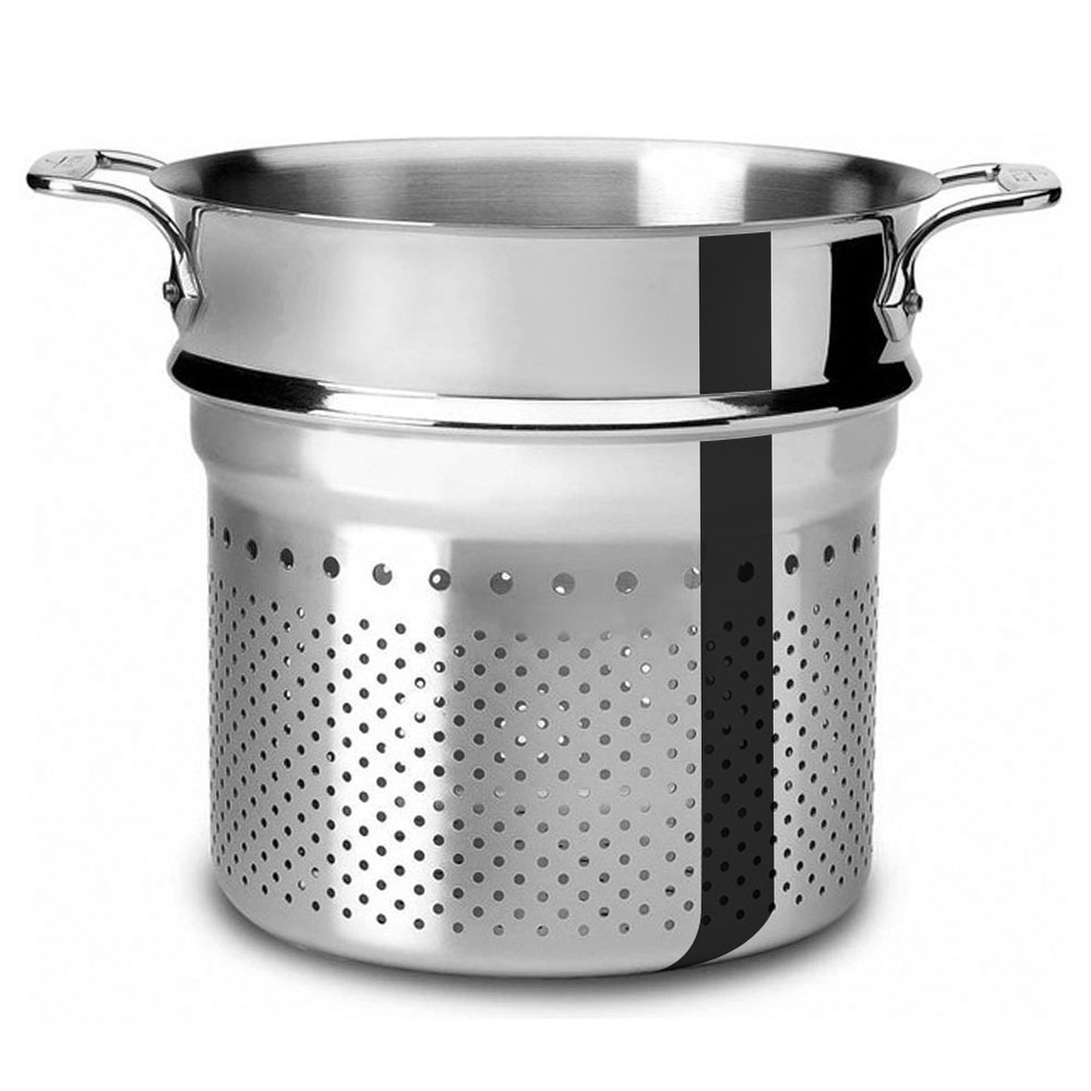 All-Clad 7-quart Stainless Steel Pasta Insert