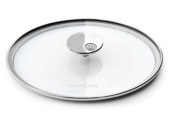 "Mauviel 11.8"" Glass Lid"