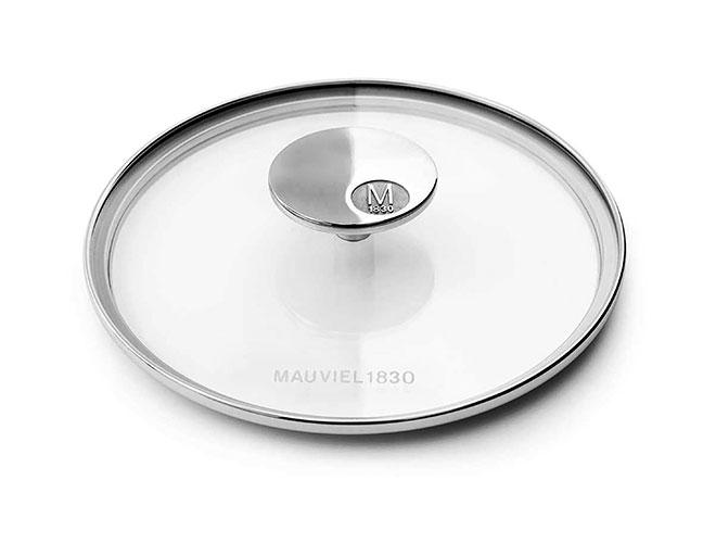"""Mauviel 8"""" Glass Lid"""