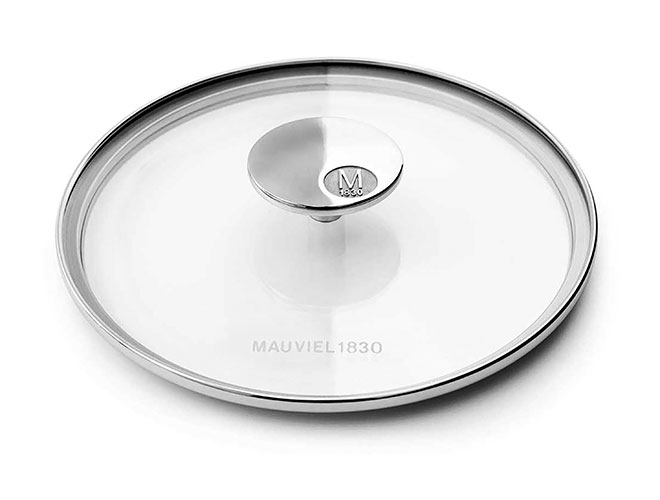 "Mauviel 9.5"" Glass Lid"