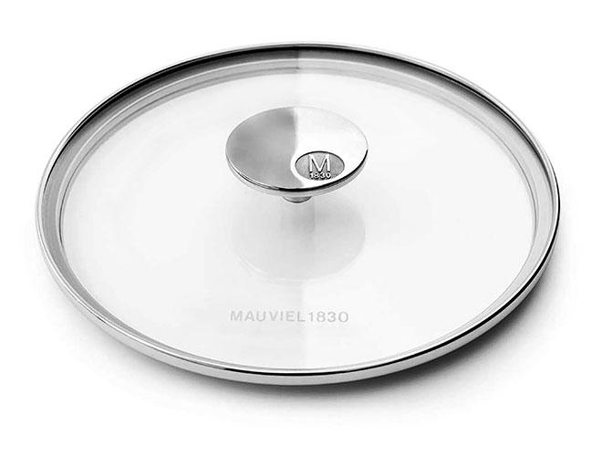 """Mauviel 11"""" Glass Lid"""
