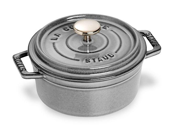 Staub 0.5-quart Mini Round Dutch Ovens