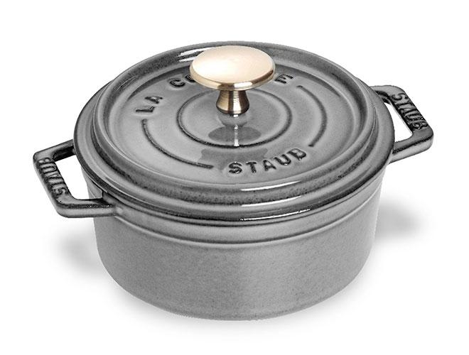Staub 0.75-quart Mini Round Dutch Ovens