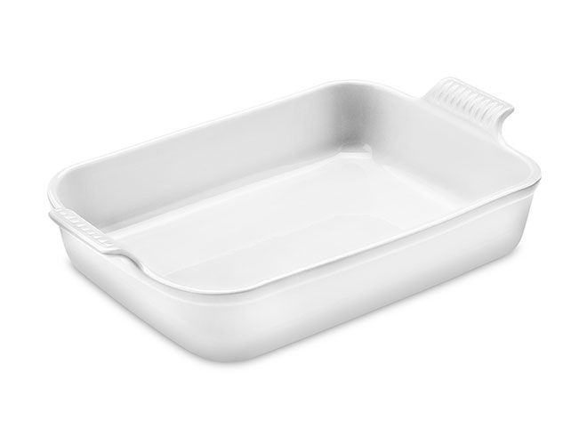 Le Creuset Stoneware 2.5-quart Heritage Rectangular Dishes