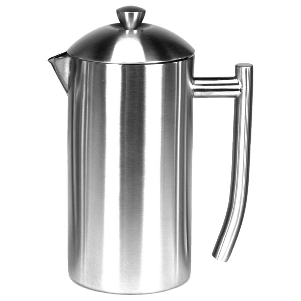 Frieling 28oz Brushed Stainless Steel French Press