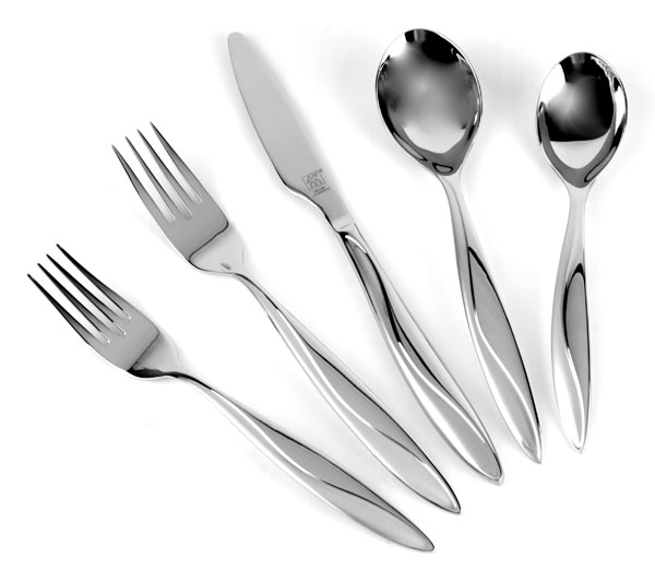 Zwilling J.A. Henckels 42 Piece Enchant Stainless Steel Flatware Set