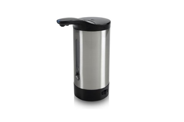 Oxo SteeL 16oz Stainless Steel Automatic Soap Dispenser