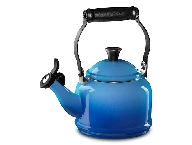 Le Creuset Enameled Steel 1.25-quart Demi Tea Kettles
