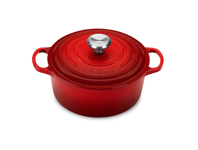 Le Creuset Signature Cast Iron 2-quart Round Dutch Ovens