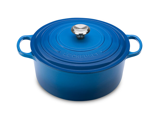 Le Creuset Signature Cast Iron 5.5-quart Round Dutch Ovens