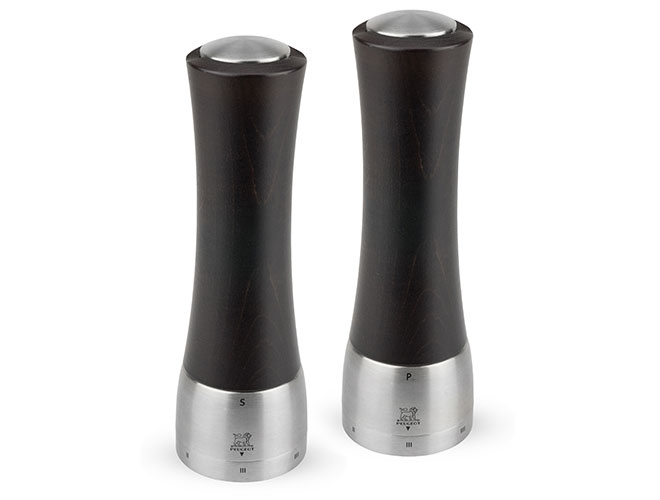 Peugeot Madras u'Select Chocolate Salt & Pepper Mill Sets