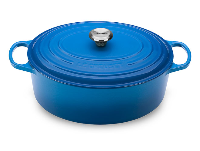 Le Creuset Signature Cast Iron 9.5-quart Oval Dutch Ovens