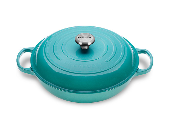 Le Creuset Signature Cast Iron 3.5-quart Braisers
