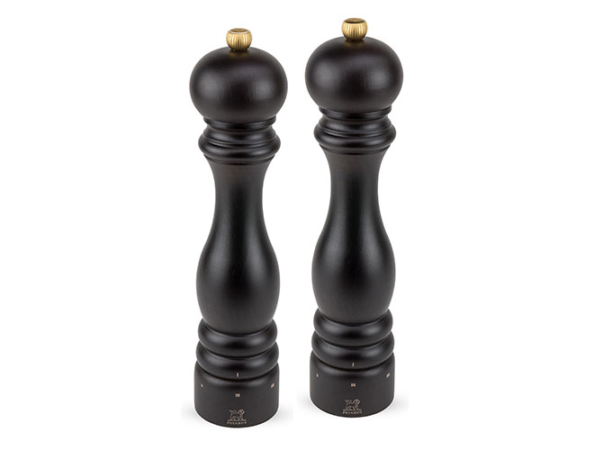 Peugeot Paris Chocolate 10.75-inch u'Select Salt & Pepper Mill Set
