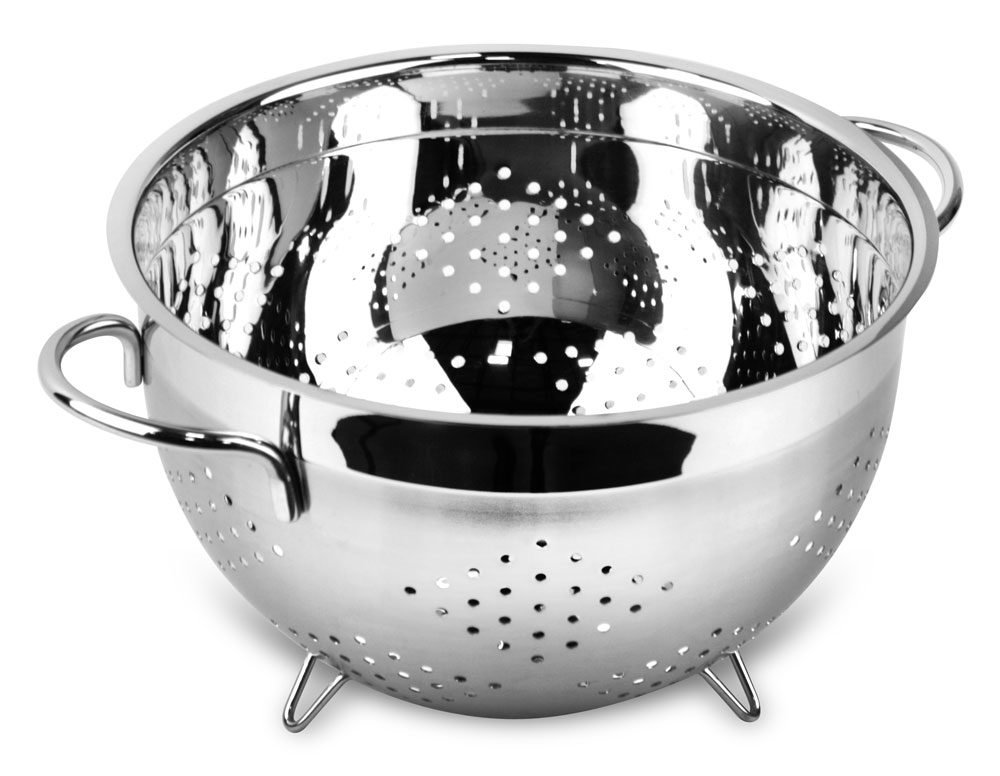 Miu Stainless Steel Colander 7 Quart Cutlery And More
