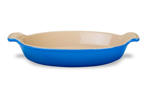 Le Creuset Stoneware 3.1-quart Heritage Au Gratin Dishes