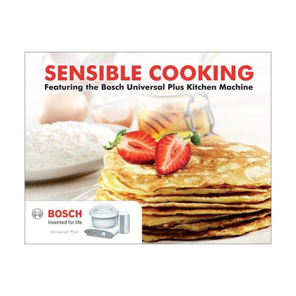 Bosch Sensible Cooking Universal Plus Kitchen Machine ...